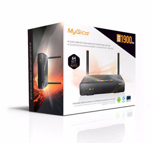 MyGica Android TV | On Demo in Store!