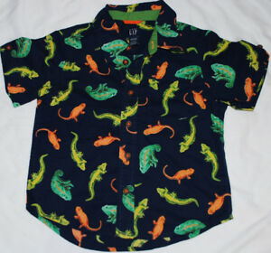 Boy Baby Gap shirt 4T 100% cotton