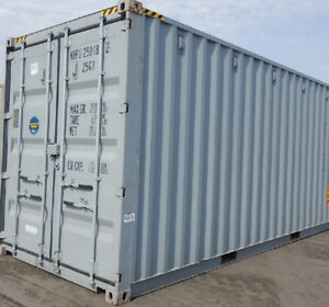 2017 double door shipping container 20ft
