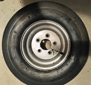 Spare Tire Assembly
