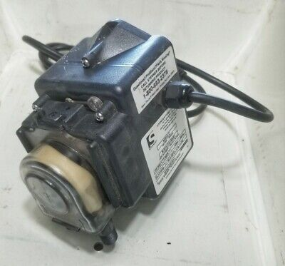 Stenner Peristaltic Pump M201lc Chemical Water Treatment Boiler Feed.