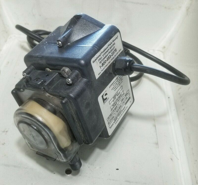 Stenner Pump 85MHP40  Peristaltic Pump, Chemical,  Water Treatment, Boiler Feed