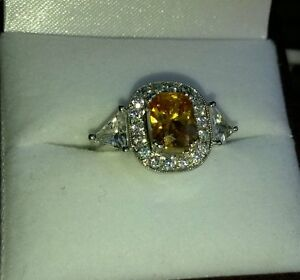 14K Custom White Gold Ring Oakville / Halton Region Toronto (GTA) image 4