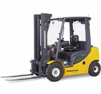 Forklift License Only $49!!