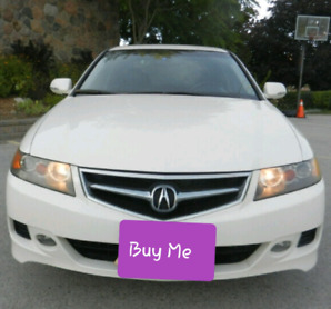 08 Acura TSX, NAVIGATION, Private Sale, Safetied