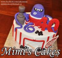 Mimi's Cakes for all