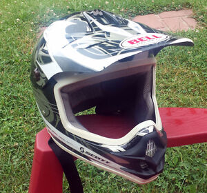 Casque Motocross VTT Moto Junior 56cm