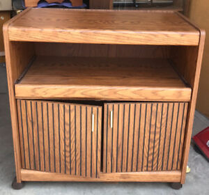 TV stand Stereo Stand - includes Both!