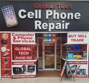 We Fix All Types Of Phone, iPhone, Samsung, Lg and ……..