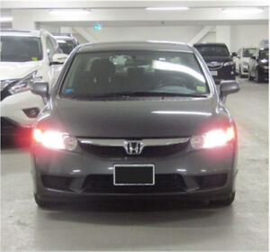 2011 Honda Civic SE Sedan  Automatic 4Dr. 85+Kms  $10,500