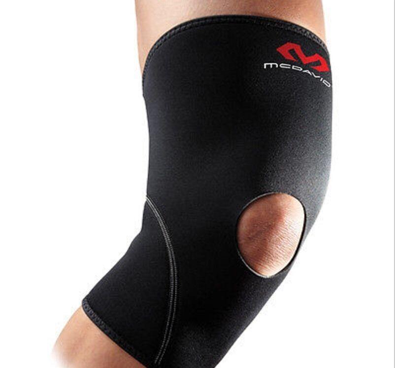 McDavid 402 Knee Compression Sleeve w/ Open Patella Support