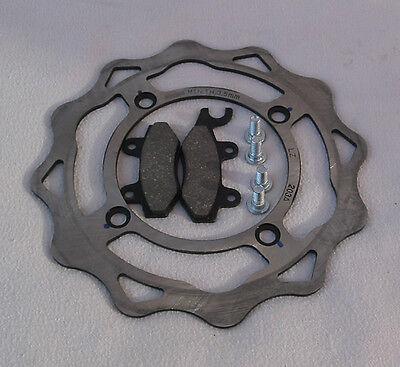 Kreidler125DD Supermoto+Enduro Bremsscheibenkit vorne ab Bj.07-16