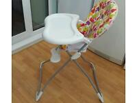GRACO HIGH CHAIR BRAND NEW