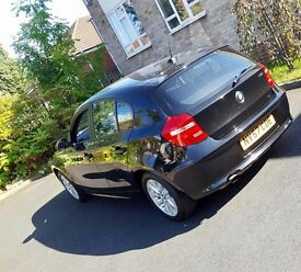 BMW 1 Series Hatchback 1.6 116i ES 5dr 57 plate Petrol Low MILEAGE VGC FSH New MOT
