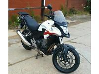 Honda CB 500 X-E adventure abs