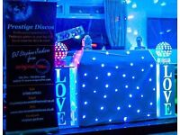 Prestige Discos & Karaoke , Profession, reliable and affordable.