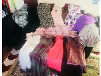 New mostly size uk 8 bundle of dresses