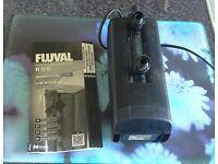 fluval u series pump