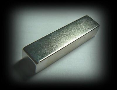 3pcs Strong Neodymium Block 50x13mm N52 Rare Earth Permanent Magnet Toy