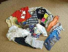 Boys clothes 9 -12 mths