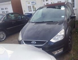 Ford Galaxy 16V Auto, Diesel, Very Clean , PCO Ready, Cover Seats