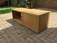 Low level sideboard/TV unit