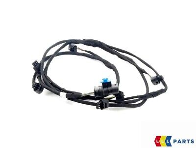 NEW GENUINE MERCEDES C CLASS W204 FRONT BUMPER PDC WIRING LOOM A2044400035