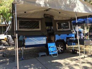 Camper Trailer PMX Stirling GT Hard Floor Off Road Singleton Rockingham Area Preview