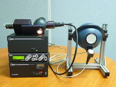 Labsphere Uss600 Uniform Light Source System Mc-1000 Sc6000lps-100 Ilhsehl