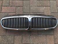 Jaguar X Type front grille (chrome)