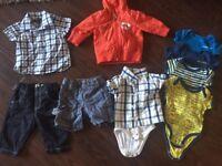 Boys designer bundle, timberland, Gant Calvin Klein