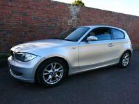 BMW 118d SE 3 Door Hatchback