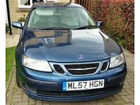 SAAB 9-3 Estate (Limited Edition) with integrated SatNav+ Tow Bar + SAAB Dog Guard