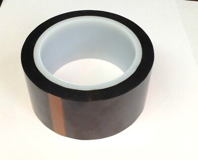 2 Mil High Temp Polyimide Kapton Powder Coating Soldering Masking Tape 2 Inch
