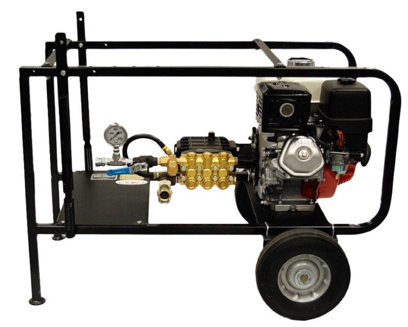 Wheeler-Rex 373080 Honda Triplex Piston Hydrostatic Test Pump, 3,000psi