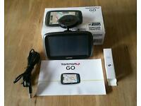 Tomtom Go 50 Full European Maps Sat Nav