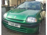 Renault Clio 1.2 grande 51000 miles