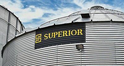 Superior Grain Bin 48 Ft 10 Ring 62395 Bushel
