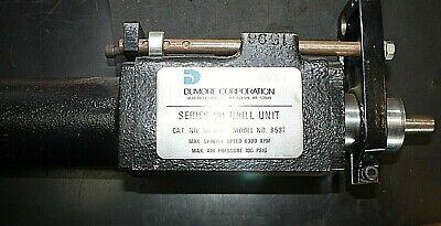Dumore Series 90-010 Drill Unit Model 8537