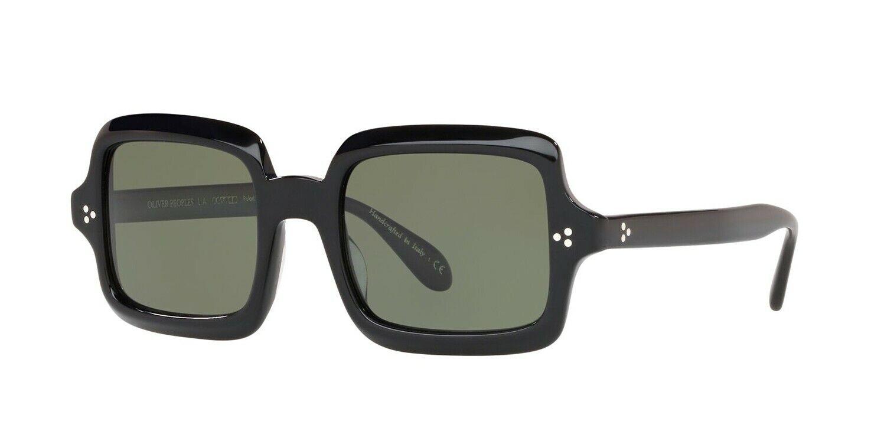 Oliver Peoples THE ROW PARQUET OV 5344SU Black//g-15 Sunglasses 1005//52 B