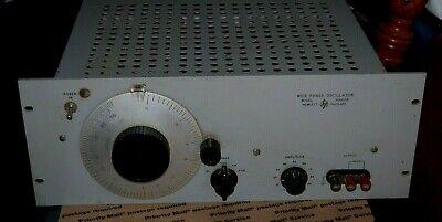 Hp Audio Oscillator Model 200 Cdr