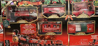 EZ tec Santa express Christmas train set
