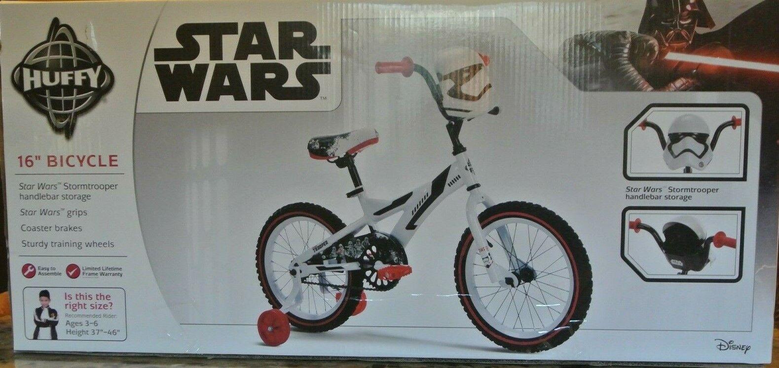 "Huffy Kids Storm Troopers 16"" Bike"