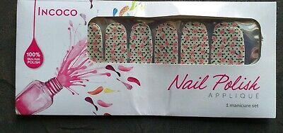 Incoco Dry Nail Polish Blushing Beauty Set
