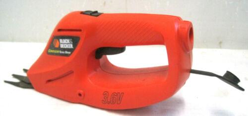 Black & Decker Cordless Grass Shear GS500 3.6V Tool Only