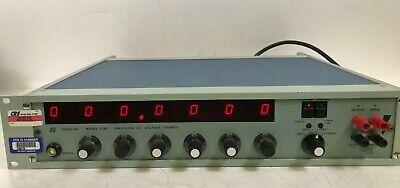 Valhalla 2701 Programmable Precision Dc Voltage Calibrator Guildline 9782
