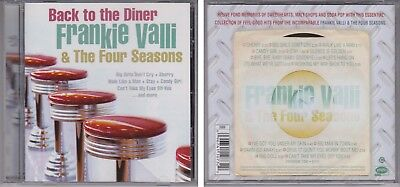 Best of FRANKIE VALLI & THE FOUR SEASONS Back to the Diner 2006 Rhino Special