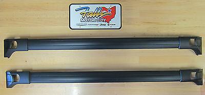 Chrysler Pacifica Roof Rack (2004-2008 Chrysler Pacifica Roof Rack Cross Rails Bars MOPAR)
