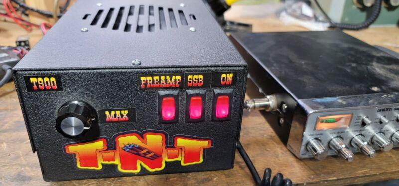 TNT TEN METER LINEAR AMPLIFIER MODEL T900