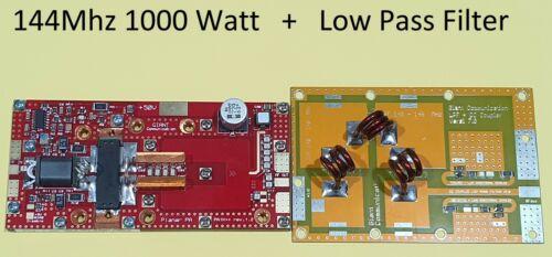 RF Amplifier Module 144Mhz 1000W 140-150Mhz 1kw Band Amateur SWR Immune Rugged